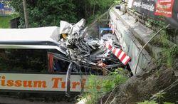 Около 40 туристов пострадали вследствие ДТП в Мюнхене