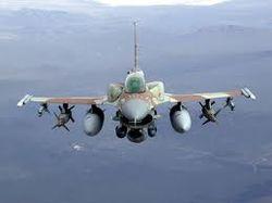 Найдено тело американского летчика из пропавшего над Средиземным морем F-16