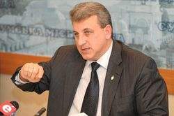 """Пари мэра Сум: провал """"Вставай Украина"""" или ... бутылка виски"""