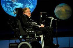 Один из 10 гениев современности, Стивен Хокинг, решил стать астронавтом