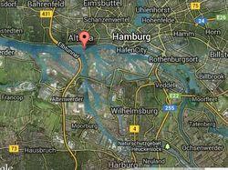 Германия страдает от наводнения - последствия