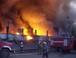 Под Ростовом горели нефтеперерабатывающий и металлопластиковый заводы – последствия
