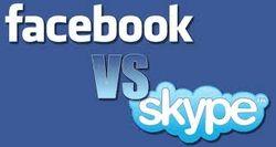 Новое приложение от Facebook навредит популярности Skype