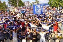 Скандал: Севастопольский «Беркут» избил футбольных болельщиков из Одессы