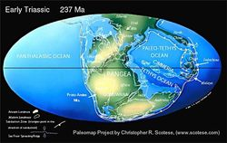 Атлантический океан… исчезнет. Через 200 миллионов лет
