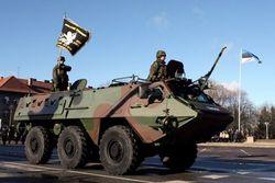 Эстония отказалась от объединения армий трех стран Балтии