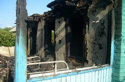 Вследствие пожара в Харьковской области погибли трое детей и их мама