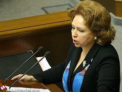 Первый омбудсмен Украины Карпачева просит Януковича освободить Тимошенко