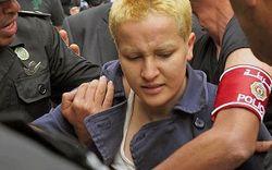 Показали грудь и получили 4 месяца тюрьмы: приговор Femen в Тунисе