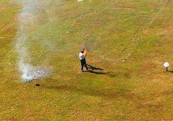 Попытка самосожжения в Ужгороде
