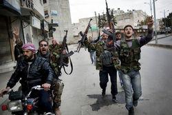 Еще один сирийский генерал дезертировал из правительственных войск