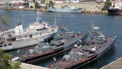 База Черноморского флота РФ в Крыму может остаться без новых кораблей