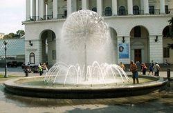 фонтаны в Киеве