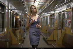 фостосессия в метро