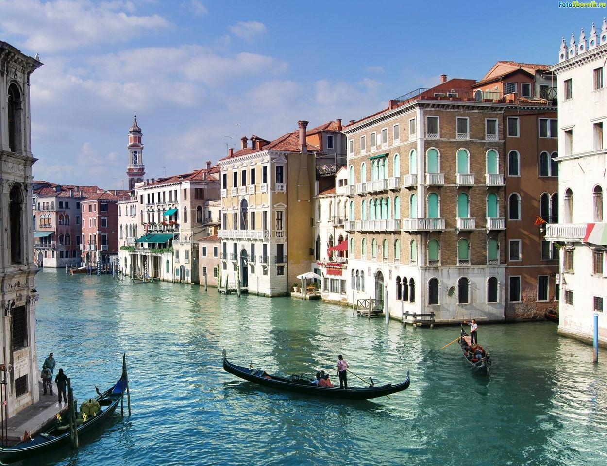 Недвижимость в италии у