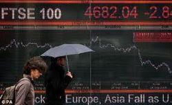 Биржи Европы: 14 из 18 индексов упали во вторник