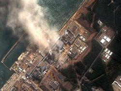 АЭС «Фукусима-1» потеряла 12 тонн радиоактивной воды