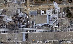 Радиация на аварийной японской АЭС превышает смертельный уровень в 10 раз