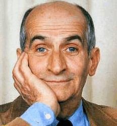Величайший комик французского киноЛуи де Фюнес