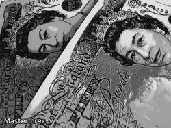 Курс фунта: британская экономика представлена хуже, чем ожидалось