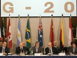 На повестке дня сегодняшнего заседания G20 – «валютные войны»