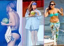 Очередное шоу Леди Гага состоялось в Бразилии