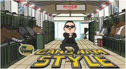 Psy продолжает бить собственные рекорды на Youtube