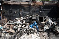 Взрыв в Минске: есть погибшие