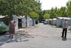 Жители Ташкента взбунтовались против сноса гаражей