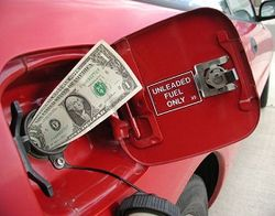 топливный компримированный газ