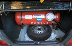 C 1 января в Узбекистане подорожает газ для автомобилей