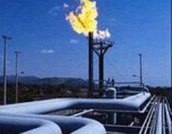 Добычу газа в 2012 году РФ сократила на 2,3 процента