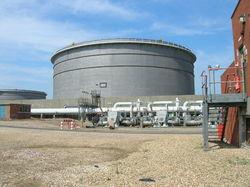 В Иране открыто первое газохранилище
