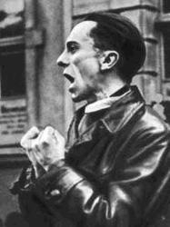 Рейхсминистр пропаганды Германии Йозеф Геббельс