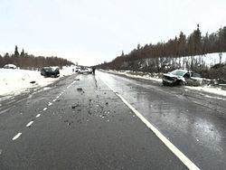 Генерал Баталов не получил серьезных травм в результате ДТП