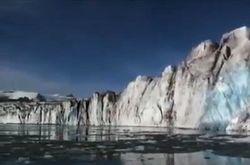 Глобальное потепление – в Гренландии образовался огромный айсберг