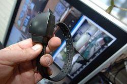 элеткронный браслет