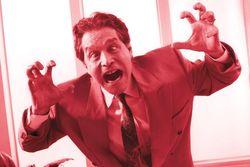 Гнев грозит человеку сердечным приступом — медики