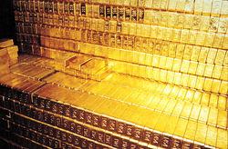 С ноября 2000 года Бразилия нарастила свой золотой запас до максимума