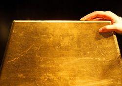 Европейский кризис обесценивает золото