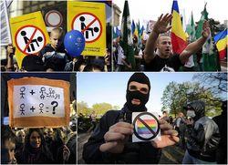 Из-за гомофобии Милан приостановил побратимские связи с Петербургом