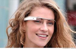 Google Glass бесшумные для окружающих – звук идет прямо на внутреннее ухо