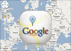 Google Maps будет присутствовать в новых ОС Windows Phone