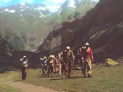 В Ивано-Франковской области  спасены заблудившиеся в горах туристы