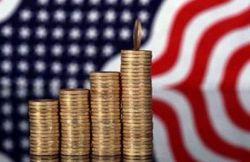 16 трлн. долл. достиг государственный долг США