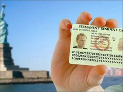 Палата представителей США отменила Green Card