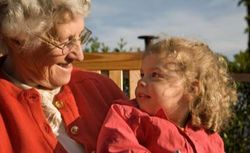 """Гипотеза бабушек"" доказана - бабушки являются залогом долгой жизни"