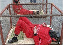 Заключенные устроили бунт в тюрьме американской базы Гуантанамо