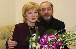 Вдовец Людмилы Гурченко продает ее квартиру?