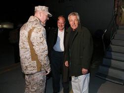 Первый визит нового главы Пентагона в Афганистан проходит под теракты